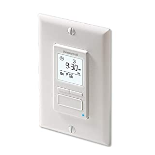 Honeywell Econoswitch RPLS740B1008/U 7-Day Solar Time Table Programmable Switch for Lights and Motors (White) (B004AP92N2) | Amazon price tracker / tracking, Amazon price history charts, Amazon price watches, Amazon price drop alerts