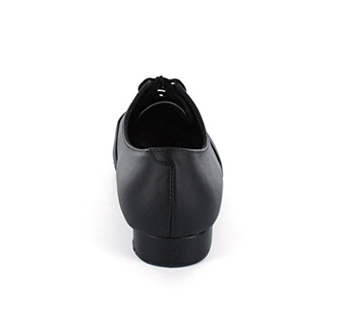 Minitoo Black Minitoo Black Herren Ballsaal Minitoo Leather Leather Ballsaal Black Ballsaal Herren Leather Herren zwqtq1C