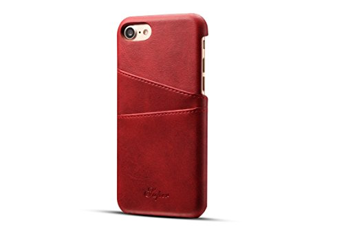 Price comparison product image Leather iphone case for Iphone 7 Wallet Phone Case | Ultra-Slim Leather Credit Card Holder | Mobile Phone Case | Phone Cover | For Girls | Boys| Men