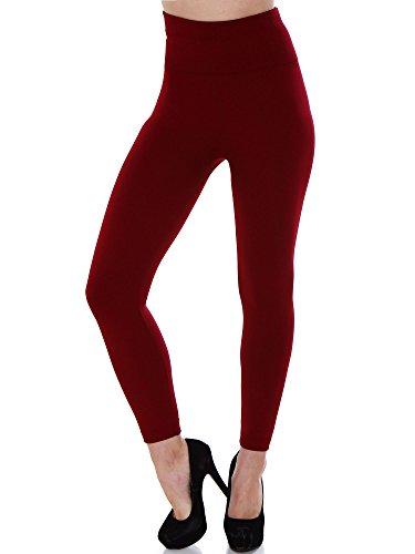 Velour Fashion Leggings - 1