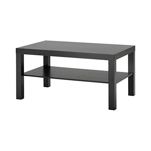 IKEA 401.042.94 LACK Coffee Table Standard Black-brown