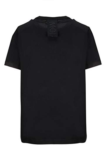 Cotone Nero Moncler Genius T Donna shirt 80596008390x999 XZxZAn