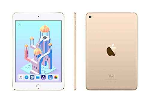 Apple iPad mini 4 (Wi-Fi, 128GB) - Gold