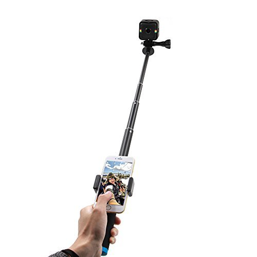 TELESIN 7 in 1 Selfie Stick Aluminum Alloy Adjustable Handhe
