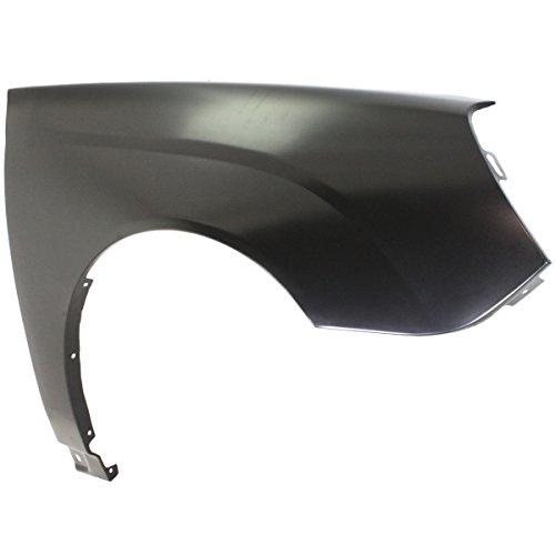 Chevy Quarter Panel (Diften 110-A4099-X01 - CAPA Fender Front Quarter Panel Passenger Right Side Chevy RH Hand GM1241306C)