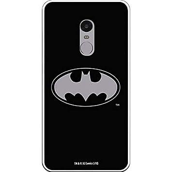 Carcasa Oficial Batman Transparente Xiaomi Redmi Note 4 ...