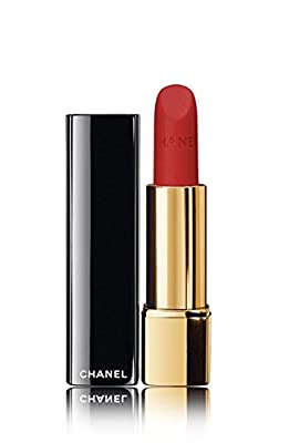 CHANEL ROUGE ALLURE VELVET Luminous Matte Lip Colour in 56 Rouge Charnel