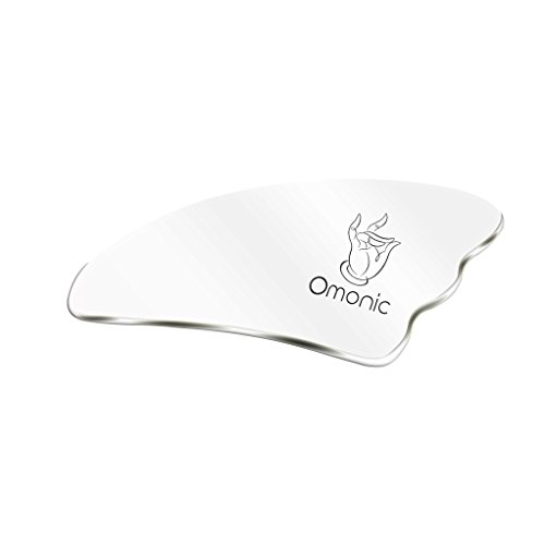 Anti-allergy Stainless Steel Professional Gua Sha Guasha Tool Medical Grade Massage Tool, Physical Therapy Tool, Relieve Sore Muscles Reduce Neck and Muscle Pain and Improve Mobility - Triangle