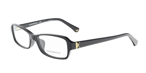 Emporio Armani EA 3016F Women's Eyeglasses Black - Glasses Women Armani