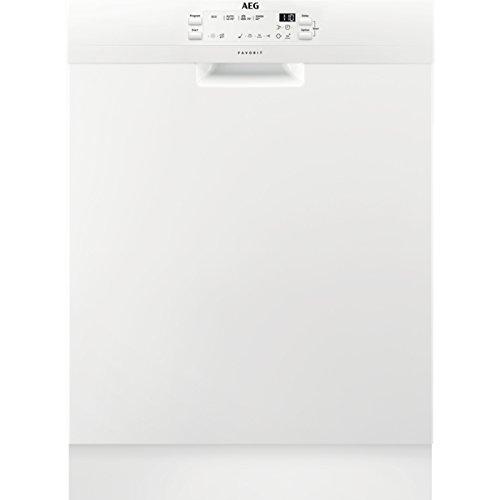 AEG FFB41600ZW lavavajilla Independiente 13 cubiertos A+ ...