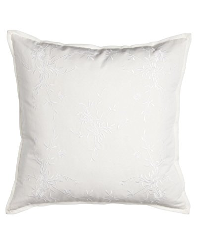 Ralph Lauren Home Deauville Embroidered Pillow 20x20