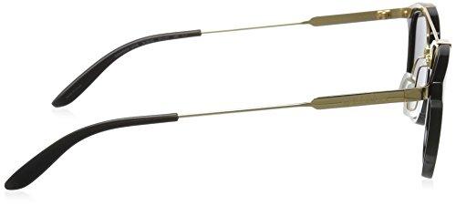 Carrera - Étui à lunettes - Homme Shiny Black Gold/Gray Gradient