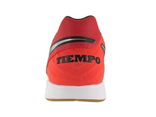Zapatillas De Deporte Nike Tiempo Mystic V Ic Para Hombre Indoor Competition 819222 Botas De Cuero Ligero Plateadas Metalizadas 608