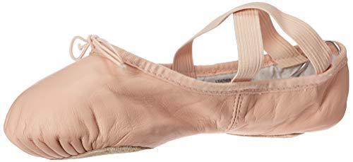 Bloch Prolite II Leather, Pink, 5 B US