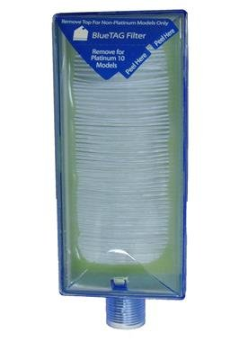 Filter, Intake Bacteria, Invacare Blue Tag by TAG