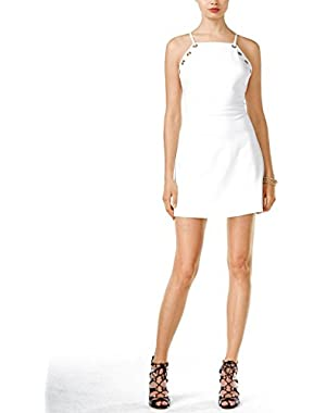 Guess Sleeveless A-Line Dress