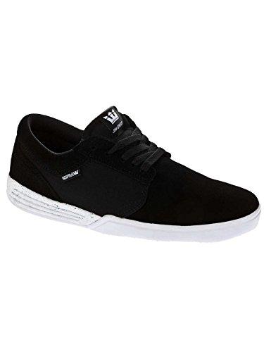 Supra, Scarpe da Skateboard uomo Nero nero Nero (nero)