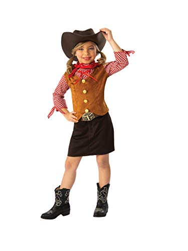 Cutie Cowgirl Girls Costume -