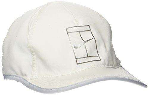 7a626b87647 Nike Aerobill Court Cap (White Platinum)