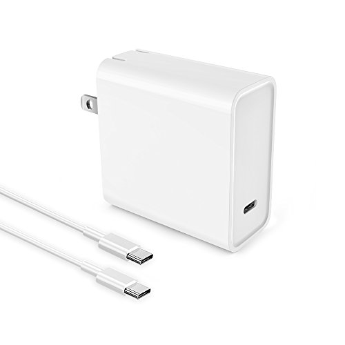 IBERLS 45W USB PD Wall Type-C Fast Charger Quick Charge 3.0 PD 3.1, Compatible Tablet Cell Phone Power Adapter Lenovo, Huawei, Xiaomi, MacBook, Google, Samsung, LeTV Etc.