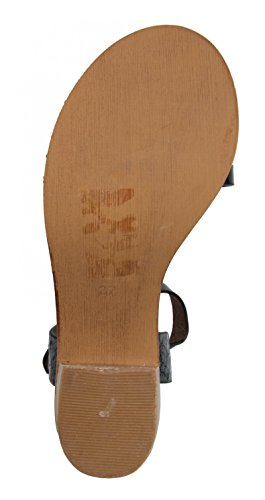 Sandalias de Mujer MTNG 93944 HADI NEGRO-NEGRO