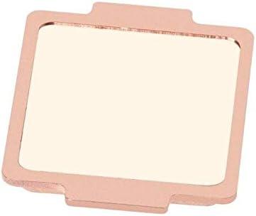Fans & Cooling - CPU Opener Cover CPU Copper Top Cover for INtel i7 3770K 4790K 6700k 7500 7700k (B)