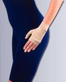 Preston - 15–20 mmHg, Gauntlet, Large (For Bella Lite Long Ready-to-Wear Arm Sleeve ) by Preston Inc