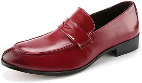 06d8d879d8b1 Shopping $25 to $50 - Penny-Loafer - Red - Loafers & Slip-Ons ...