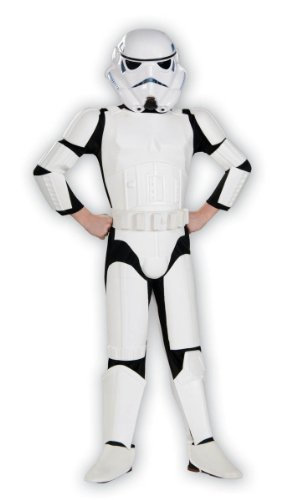 Deluxe Stormtrooper Costume - Large