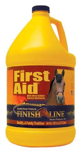 Finish Line Horse Products First Aid Shampoo (Gallon)