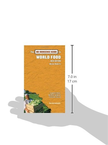 The no nonsense guide to world food new edition no nonsense guides the no nonsense guide to world food new edition no nonsense guides wayne roberts 9781780261317 amazon books fandeluxe Images