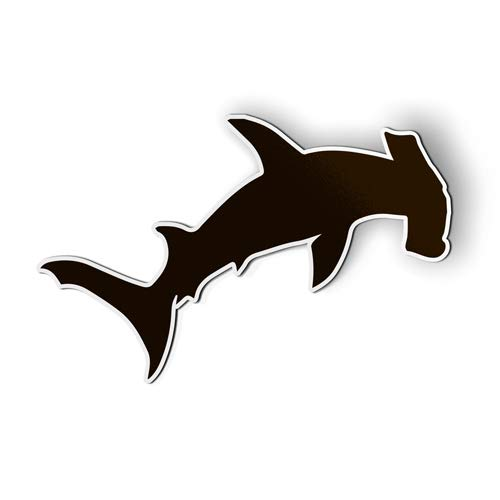 AK Wall Art Hammerhead Shark - Magnet - Car Fridge Locker - Select - Shark Magnet