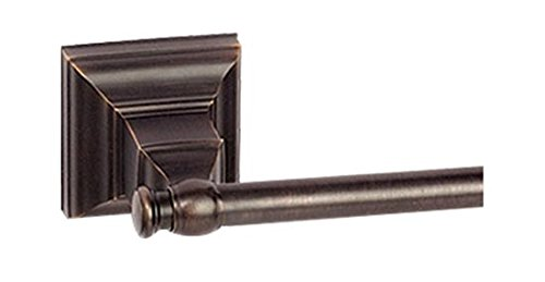 Amerock Bronze Towel Bar (Amerock Markham 18 in. (457mm) Towel Bar Oil-Rubbed Bronze - BH26513ORB)