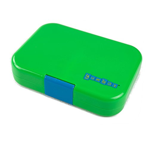 yumbox pomme green leakproof bento lunch box container for import it all. Black Bedroom Furniture Sets. Home Design Ideas