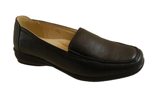 Zapatos negro D mujer cuero de de vestir para 1xBvn4q