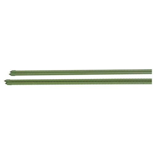 UPC 093432841853, PANACEA PRODUCTS 2' Green Metal Plant Stake