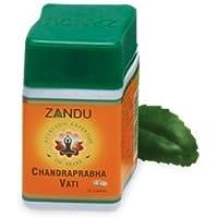 Pack of 3 Zandu chandraprabha 40 tablets each (40 Tab x 3 Pack)