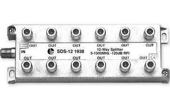 SDS-12 Splitter, 12 Way