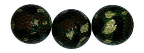 Camo Golf Balls 3 Pak ()