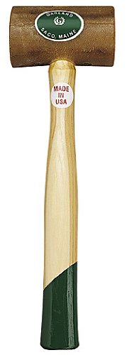 Garland 11008 Rawhide Weighted Mallet, Size-8