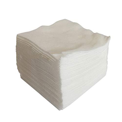 BESPORTBLE200PCS 멸균 거즈 패드 멸균 NON-접착 패드 NON-접착성 부상 드레싱을 매우 흡수 처 살균용품