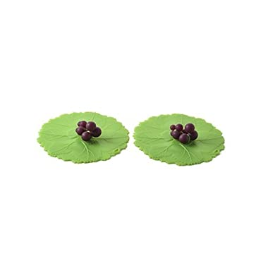 Charles Viancin Grape Drink Cover Set/2