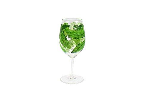 DEI - Palm Leaf Shatterproof Wine Glass