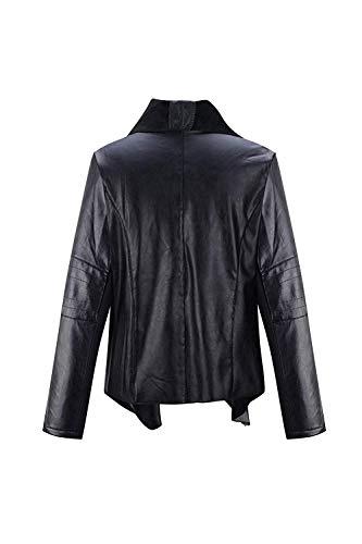 UK couleur Xxl pour Oudan femmes Noir taille cn jaune L Manteaux d'hiver nIvqv0
