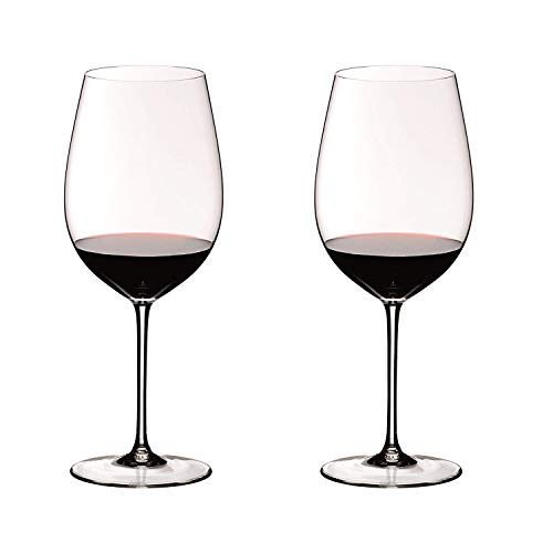 (Riedel Sommeliers Bordeaux Grand Cru Wine Glass, Set of 2)
