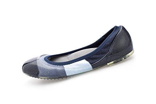5e7246cafad7 50%OFF Ja-vie Comfy Jelly Knit Flats