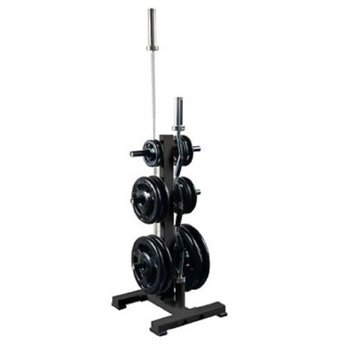 York Barbell Olympic Plate Tree by York Barbell