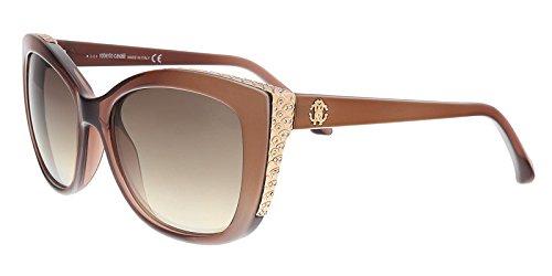 Roberto Cavalli Men's Designer Sunglasses, Violet/Brown Mirror, ()