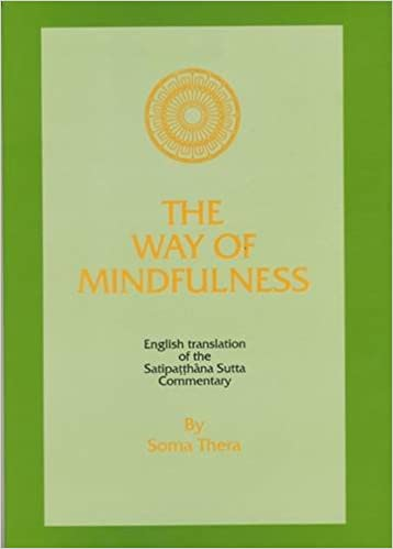 Soma Way of Mindfulness cover art