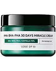 كريم ميراكل AHA-PHA-BHA-70% مستخلص سنتيلا 30 يومًا من سامبي مي